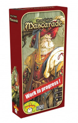 Mascarade - Boardlandia