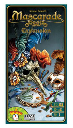 Mascarade Expansion - Boardlandia