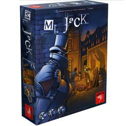Mr. Jack - Boardlandia