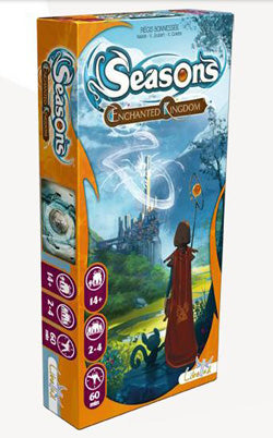 Seasons: Enchanted Kingdom - Boardlandia