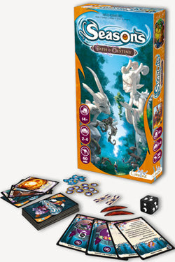 "Seasons: ""Path Of Destiny"" Expansion - Boardlandia"