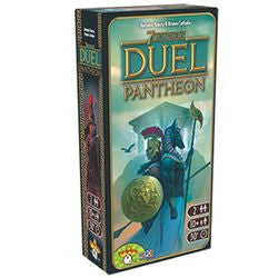 7 Wonders Duel - Pantheon - Boardlandia