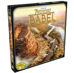 7 Wonders - Babel - Boardlandia