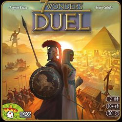 7 Wonders Duel - Boardlandia