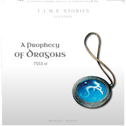 Time Stories: A Prophecy Of Dragons - Boardlandia