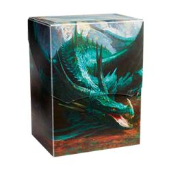 Dragon Shield Deck Shell: Mint (Cor)
