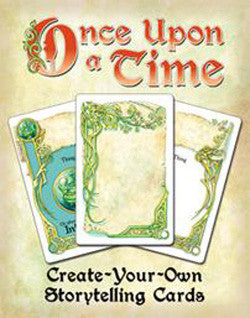 Once Upon A Time 3E: Create Your Own Storytell Cards - Boardlandia