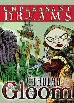 Cthulhu Gloom: Unpleasant Dreams - Boardlandia