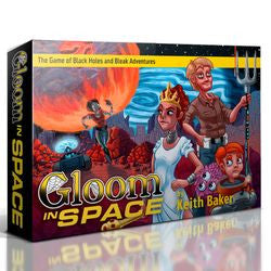 "Gloom 2E: ""Gloom In Space"" - Boardlandia"