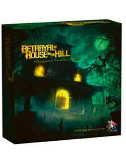 Betrayal At House On The Hill - Boardlandia