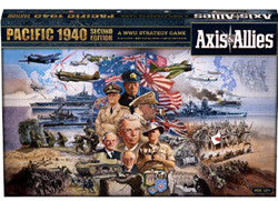 Axis & Allies - Pacific 1940 2nd Edition - Boardlandia
