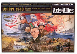 Axis & Allies - Europe 1940 2nd Edition - Boardlandia