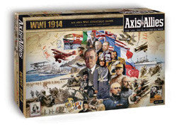 Axis & Allies - 1914 Edition - Boardlandia