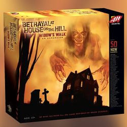 Betrayal At House On The Hill: Widow's Walk - Boardlandia