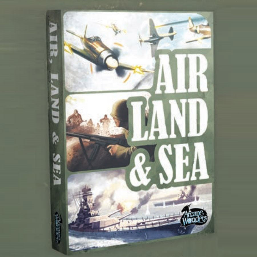 Air, Land, and Sea