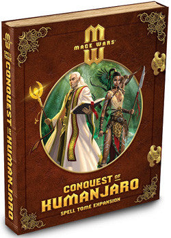 "Mage Wars - ""Conquest Of Kumanjaro"" Expansion"