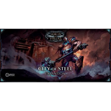 Lords of Hellas: City of Steel - 6th Player Expansion (Pre-Order)
