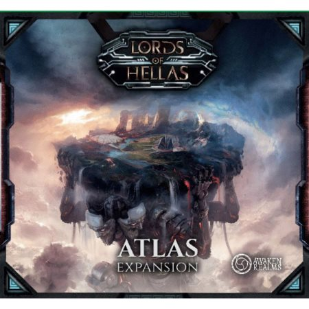 Lords of Hellas: Atlas Expansion (Pre-Order)