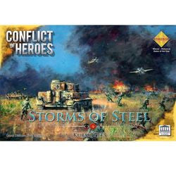 Conflict Of Heroes: Storms Of Steel - Second Edition (2E) - Boardlandia