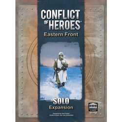"Conflict Of Heroes: ""Eastern Front Solo"" Expansion - Boardlandia"
