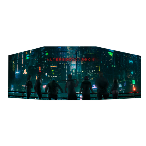 Altered Carbon RPG: GM Screen (Pre-Order)