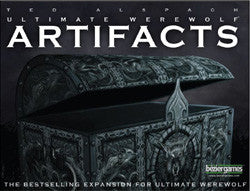 Ultimate Werewolf: Artifacts Expansion - Boardlandia