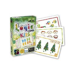 Logic Cards - Green - Boardlandia