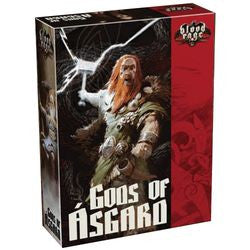 Blood Rage: Gods Of Asgard (New Edition) - Boardlandia