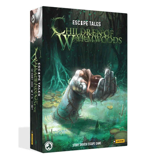 Escape Tales: Children of Wyrmwoods (Pre-Order)