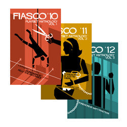 Fiasco: Playset Anthology - Volume 1 - Boardlandia