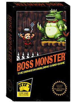 Boss Monster - The Dungeon Building Card Game - Boardlandia