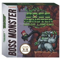 Boss Monster - Crash Landing - Boardlandia