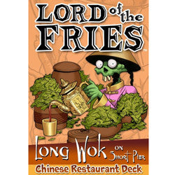 Lords Of The Fries: Chinese Expansion - Boardlandia
