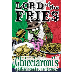 Lords Of The Fries: Italian Expansion