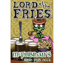 Lords Of The Fries: Irish Pub Expansion - Boardlandia