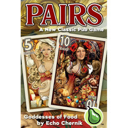 Pairs: Goddesses Of Food - Boardlandia