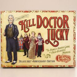 Kill Doctor Lucky: Anniversary Edition - Boardlandia