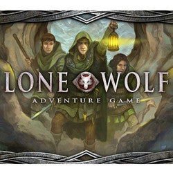 The Lone Wolf Adventure Game: Adventures Of The Kai Volume 1 - Boardlandia