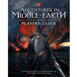 Adventures In Middle-Earth - Player's Guide - Boardlandia