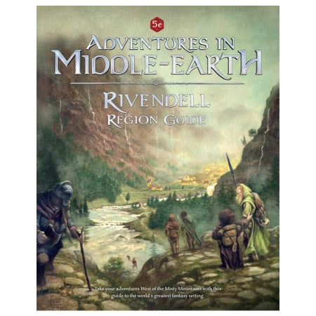 Adventures in Middle Earth - Rivendell Region Guide