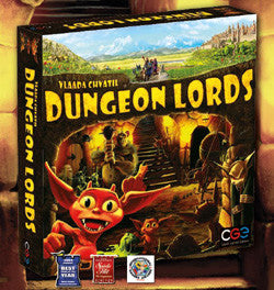 Dungeon Lords - Boardlandia
