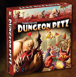 Dungeon Petz - Boardlandia