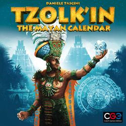 Tzolkin - The Mayan Calendar - Boardlandia