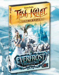 "Tash-Kalar - Arena Of Legends: ""Everfrost"" Expansion Deck - Boardlandia"