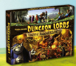 Dungeon Lords: Happy Anniversary - Boardlandia
