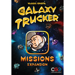 Galaxy Trucker: Missions - Boardlandia