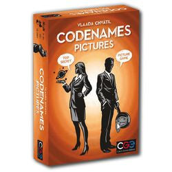 Codenames: Pictures - Boardlandia