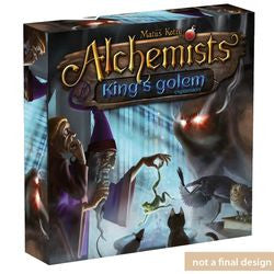 Alchemists - The King's Golem - Boardlandia