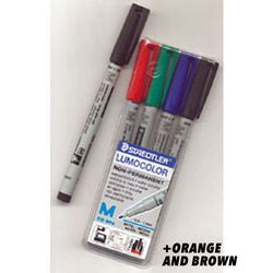 Water Soluble Marker Set (6Ct)