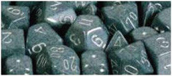 7CT SPECKLED POLY HI-TECH DICE SET - Boardlandia